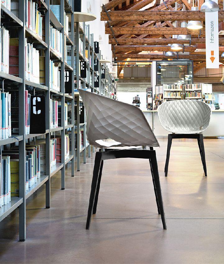 Fauteuil uni ka mobilier de bureau espace si ge for Mobilier bureau 94